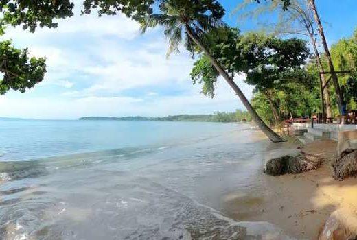 ขายที่ดิน ติดทะเลเกาะหมาก จ.ตราด อ.เกาะกูด เหมาะสำหรับ โรงแรม, รีสอร์ท, บ้านพักตากอากาศ